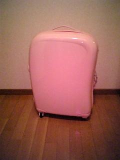 ♪明日私は旅に出ま〜す